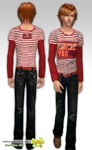 Повседневная одежда - Страница 2 Lsr347