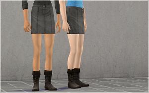 Повседневная одежда (юбки, брюки, шорты) - Страница 2 Lsr366