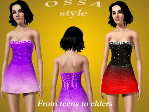 Формальная одежда - Страница 2 Lsr39
