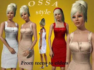 Формальная одежда - Страница 2 Lsr41