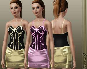 Формальная одежда - Страница 3 Lsr43