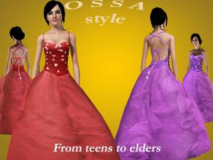 Формальная одежда - Страница 4 Lsr48