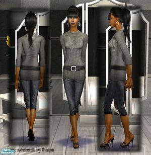 Повседневная одежда (комплекты с брюками, шортами) Lsr67
