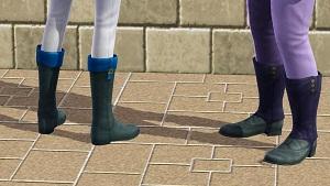 Обувь (унисекс) W-600102