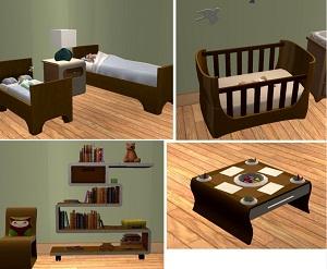 Комнаты для младенцев и тодлеров - Страница 7 W-600192