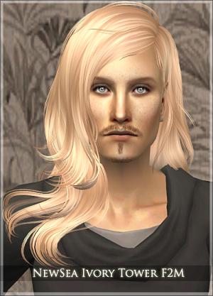 Мужские прически (длинные волосы) - Страница 3 W-600229