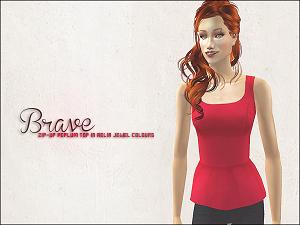 Повседневная одежда (топы, блузы, рубашки) - Страница 3 W-600398