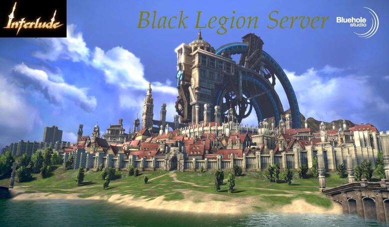 Black Legion Interlude server 30x