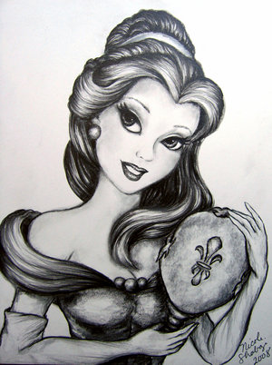 Princesses Disney - Page 4 La_bel11