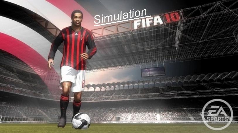 Fifa simulation 2010