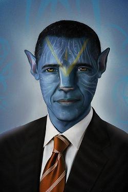 Kalo Mr. Bean Jadi Pemeran Avatar Bean16