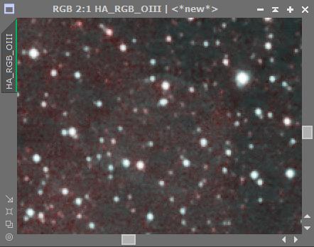 Comment assembler couche Ha et la couche OIII sur mon image RGB 2018-019
