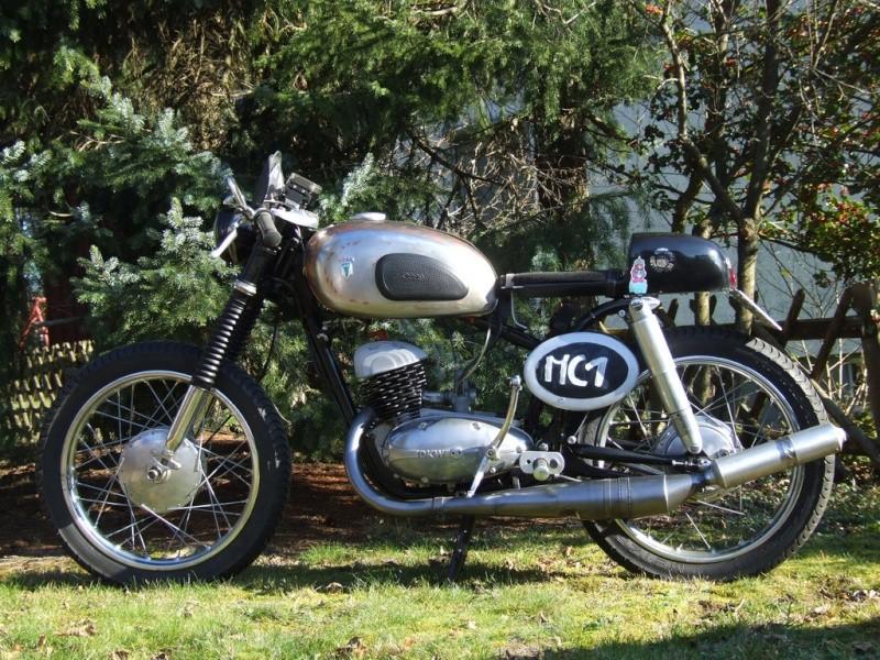 DKW café racer 68420110