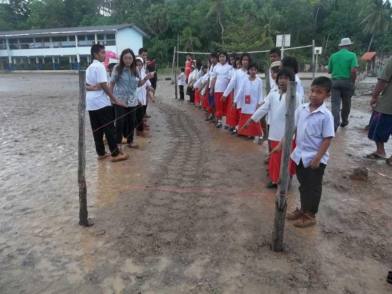 Les traces d'un énorme serpent découvertes en Thaïlande  A10