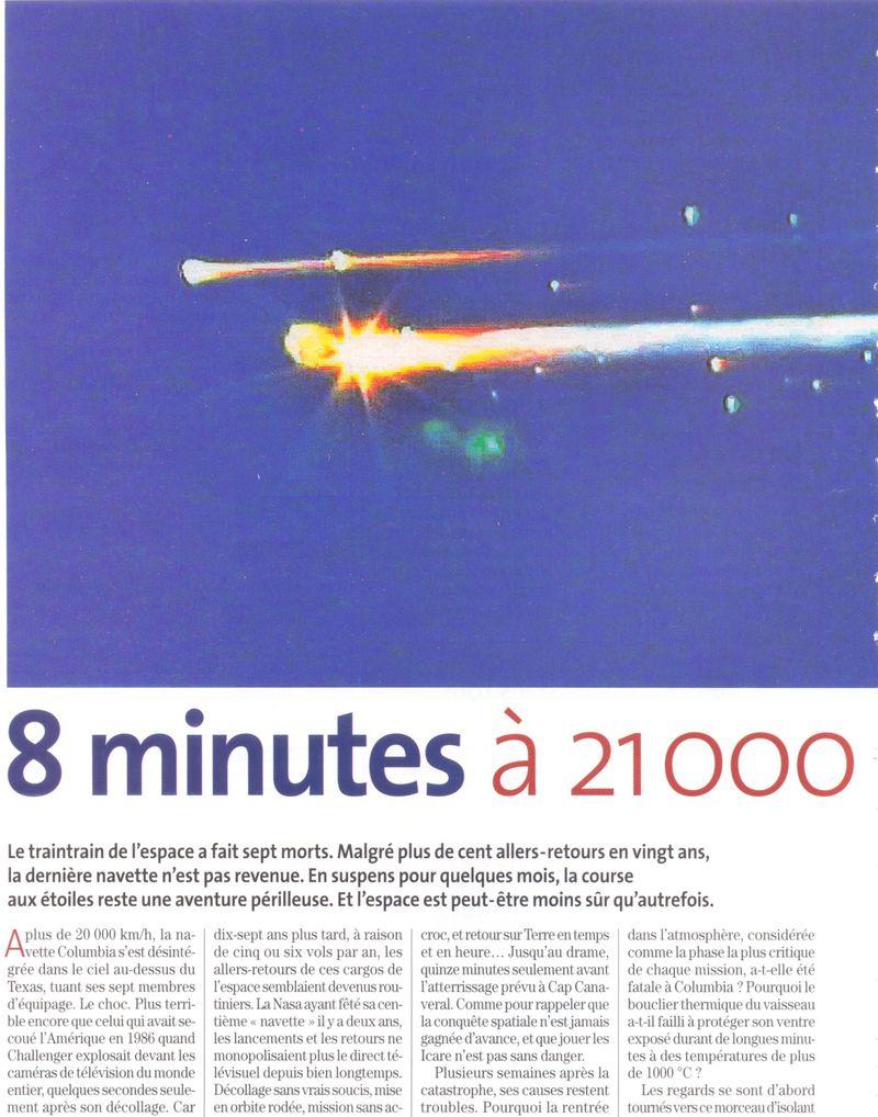 Columbia STS-107, 1er Février 2003, 10 ans déjà... 03030010