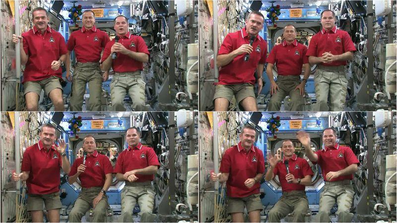 Expedition 34 - Soyouz TMA-07M New_ye10