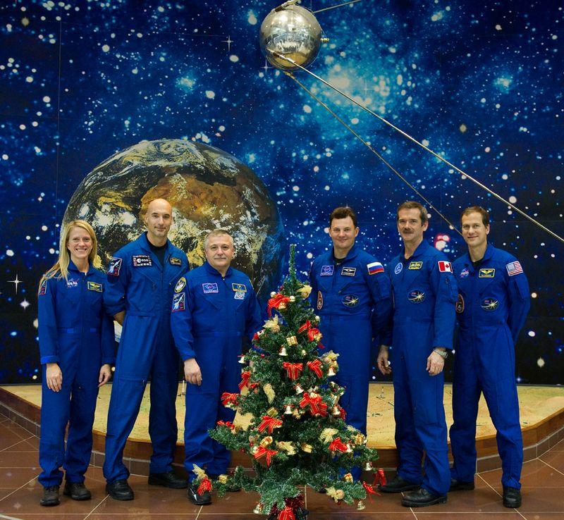 Expedition 34 - Soyouz TMA-07M Soyouz10