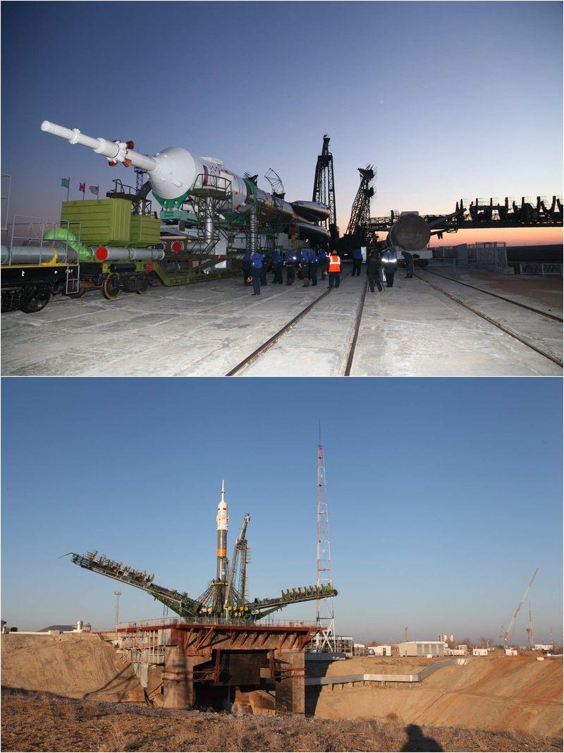 Expedition 34 - Soyouz TMA-07M Soyouz11