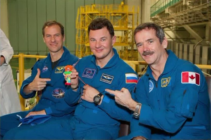 Expedition 34 - Soyouz TMA-07M Stma0710