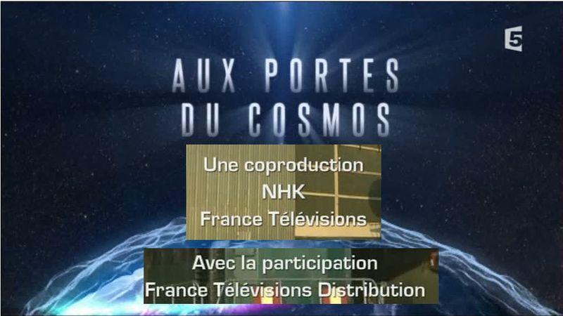 France 5 - Aux portes du cosmos Vlcsna10