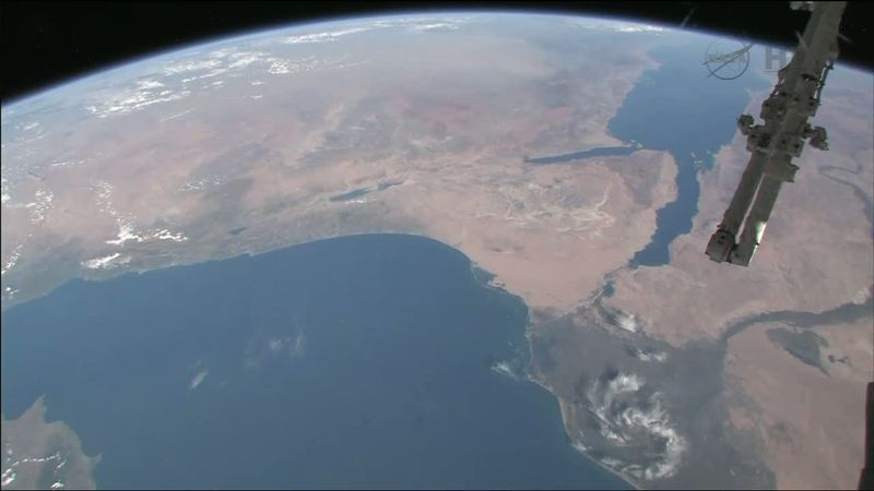 Expedition 34 - Soyouz TMA-07M Zone_s10