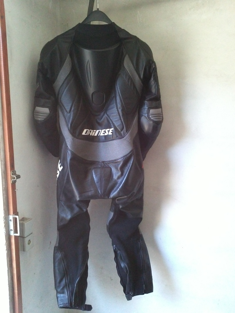 Nouvelle combi Dainese Img05910