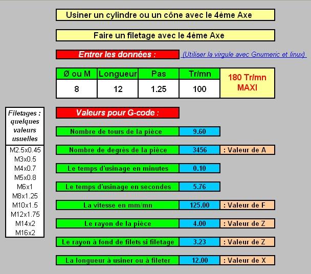 CNC-TEST avec LinuxCNC Calcul10