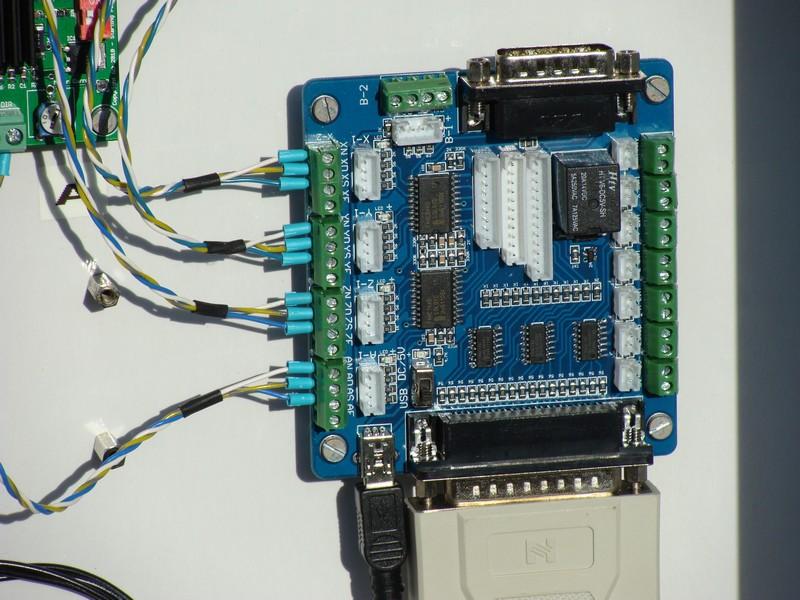 CNC-TEST avec LinuxCNC Dsc09116