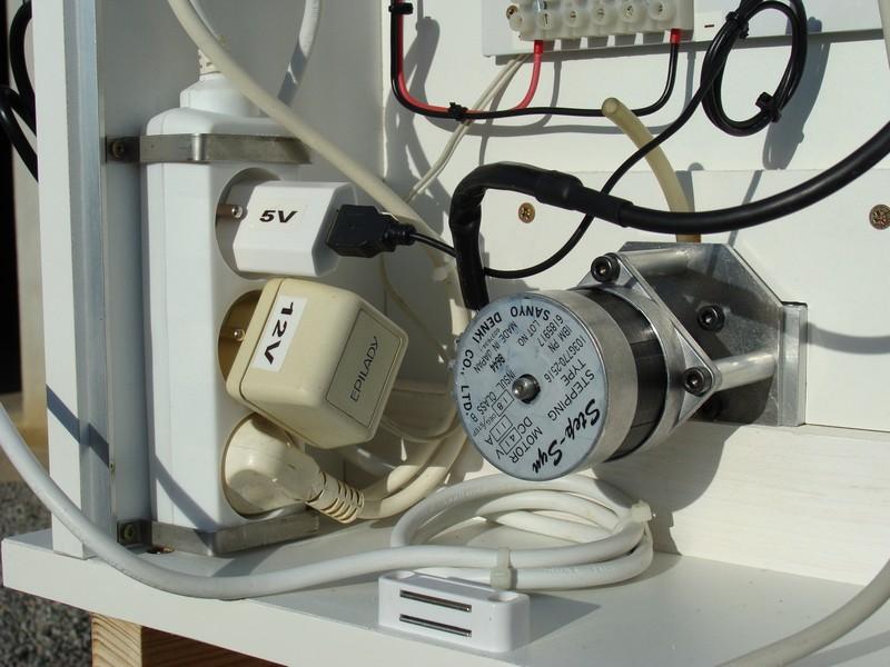 CNC-TEST avec LinuxCNC Dsc09119