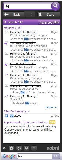 Xobni (Outlook Plugin) Xobni-10
