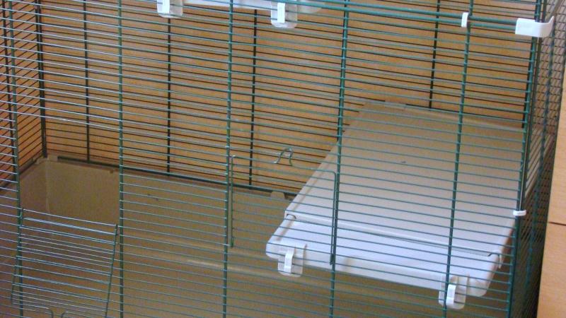 [Vendue] Vends cage Samo 82 (departement 54) Cagesa13