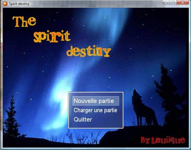 Spirit destiny Sd110