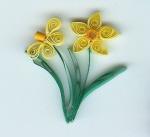 Daffodiles pattern Daffod10