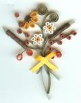 Autumn bouquet pattern Fall_b10