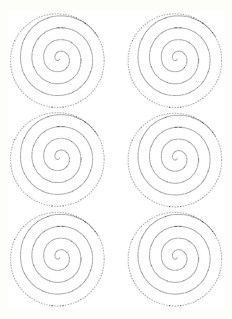 Spiral roses Spiral10