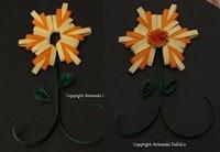 Spreuer Flower Pattern (Quilling comb) Spreue10