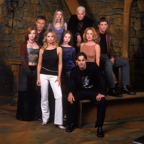 Buffy contre les vampires Buffy10
