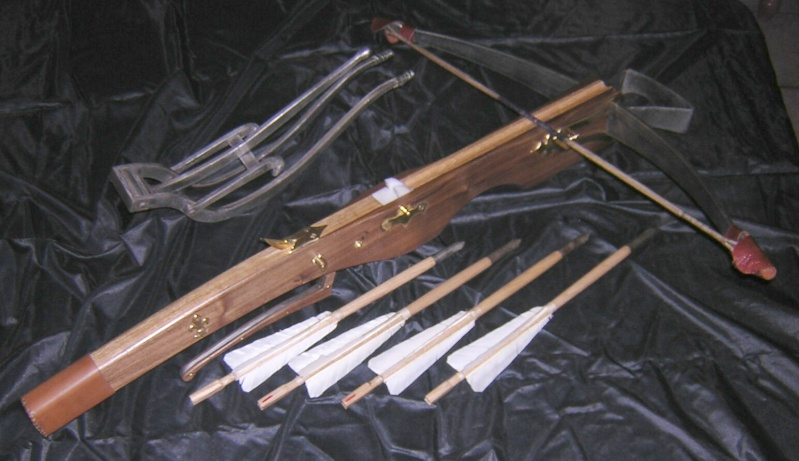 Creating my first medieval crossbow Willia29