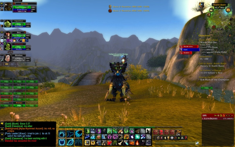 UI Screenshots Wowscr12