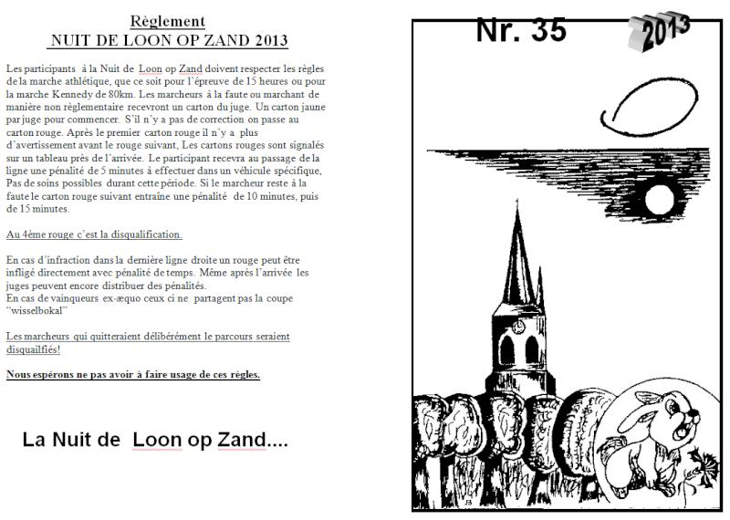 Nacht van Loon op Zand: 15h jugées ou 80km: 20-21/04/2013 Loon_o10