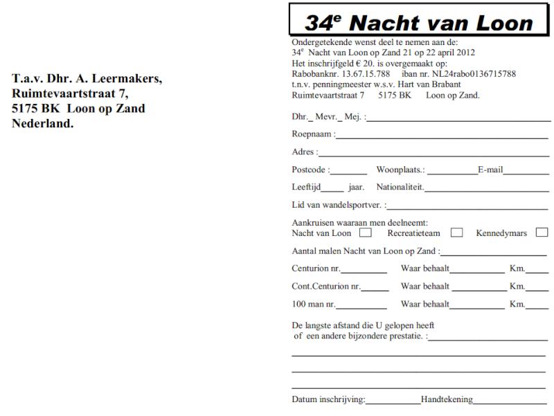 Nacht van Loon op Zand: 15h jugées ou 80km: 20-21/04/2013 Loon_o14