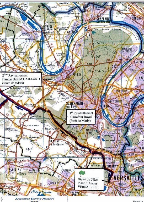 Paris-Mantes 2013: 26-27 janvier 2013 Paris-10