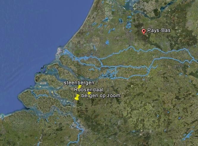 110km/80km/50km  dans le Zuid-Westhoek (NL): 9-10/03/2013 Zuidwe10