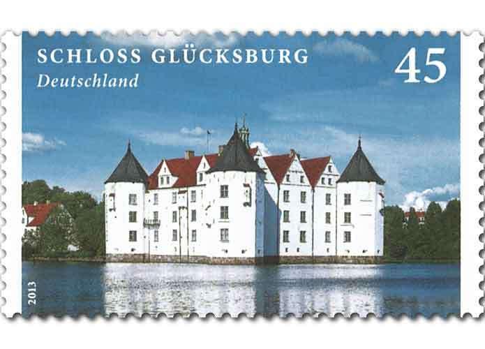 Briefmarken-Kreationen von Hückeswagener Designerin 00458510