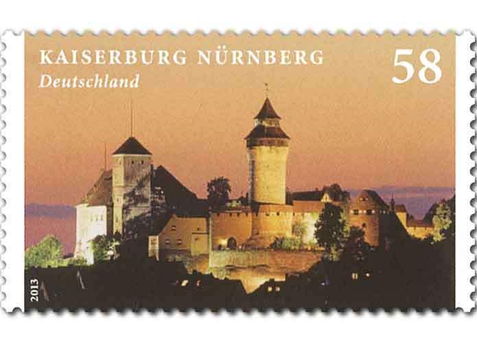Briefmarken-Kreationen von Hückeswagener Designerin 00458610