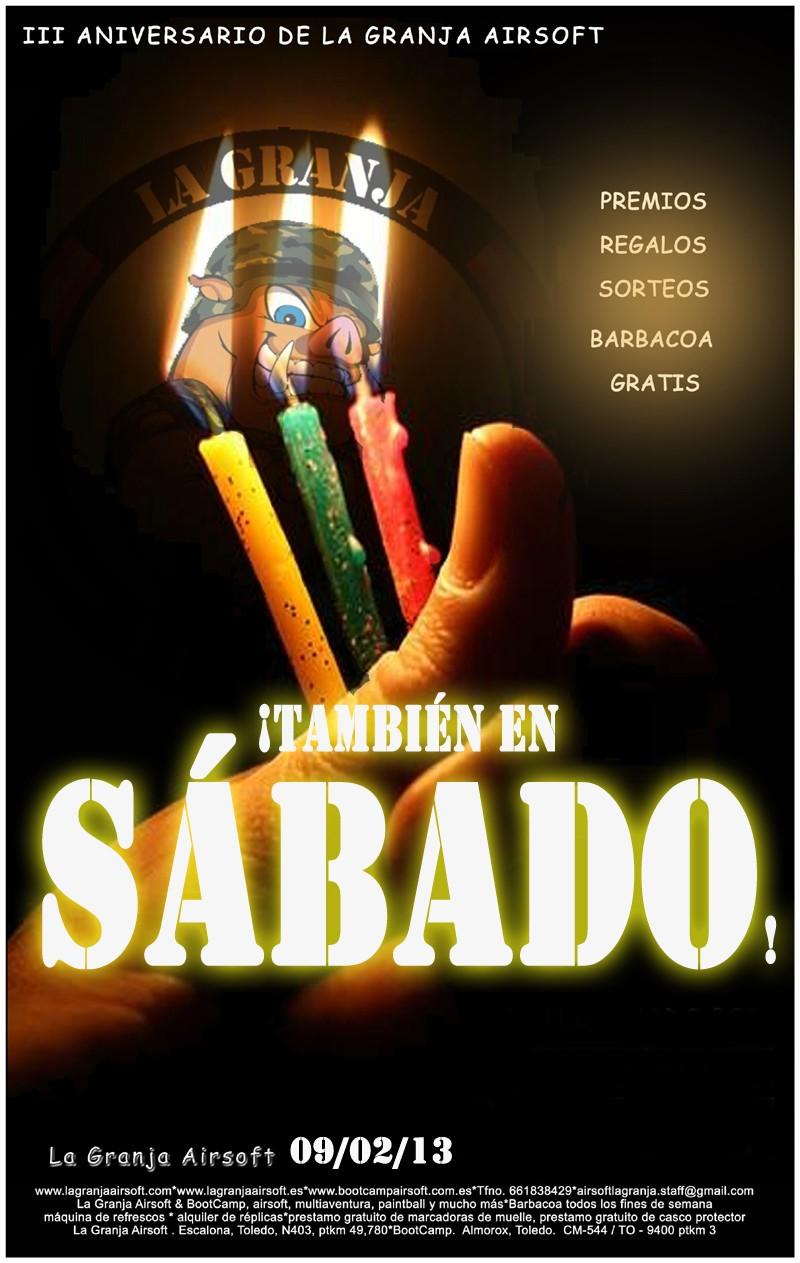 09/02/13 Evento especial III Aniversario de La Granja SABADO Evento10