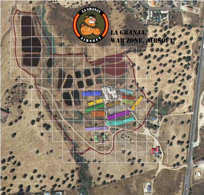 27/01/13 Operación Cabanatuan - La Granja Airsoft - Partida abierta. Tac-es11