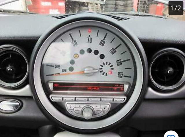 R60 Cooper 2013 - Is it possible to change the digital display to KPH? Scree174