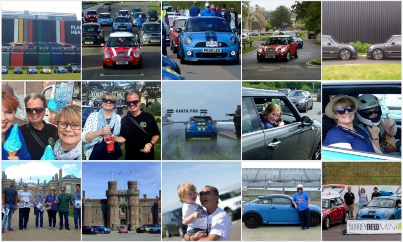 Happy 10th Birthday Surrey New MINI and 60th Birthday MINI! Screen36