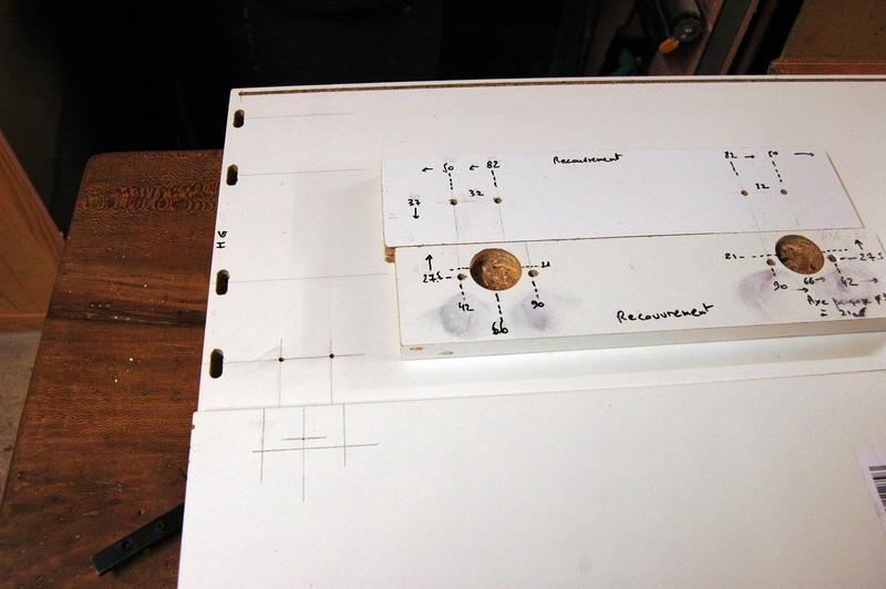 [Accessoires] Caissons : un gabarit système LS 32 0710